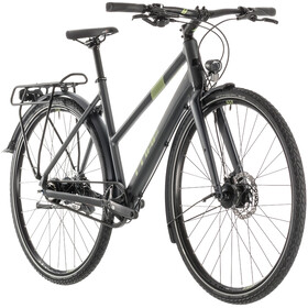 Cube Travel SL Trekkingcykel Trapez grå